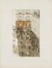 Bonnard, Pierre - Some Aspects of Life in Paris: Street Corner Viewed from Above