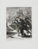 Delacroix, Eugene - Hamlet: Hamlet Sees the Ghost of his Father