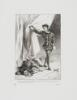 Delacroix, Eugene - Hamlet: Hamlet with the Body of Polonius