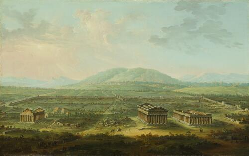 A View of Paestum