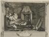 Hogarth, William - Industry and Idleness: The Idle