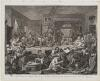 Hogarth, William - Four Prints of an Election: An Election Entertainment