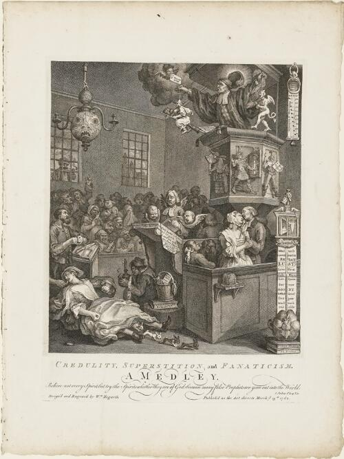 Credulity, Superstition and Fanaticism