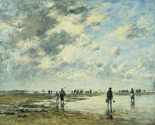 Low Tide, Berck