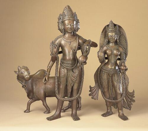 Parvati (from Shiva with Bull and Parvati)