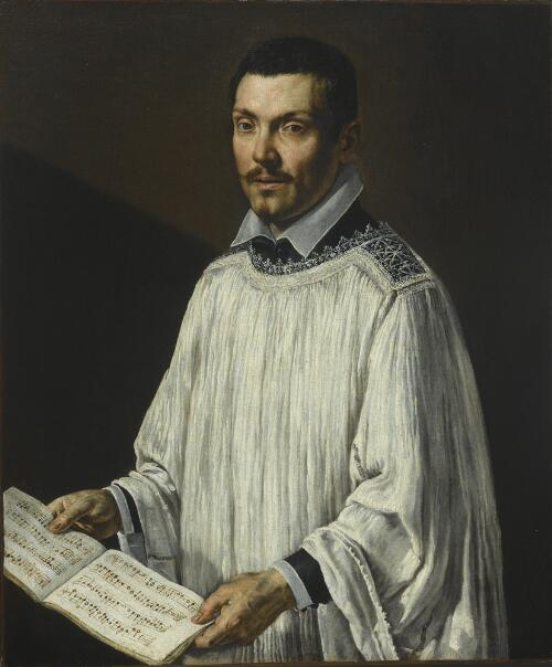 Portrait of a Chorister