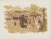 Bonnard, Pierre - Some Aspects of Life in Paris: Avenue du Bois de Boulogne